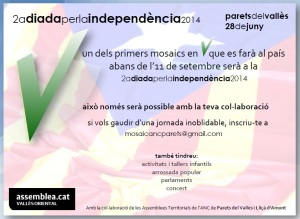 Cartell Festa de la Independència 2014_(1)