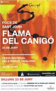 Flama del Canigó Granollers 23-06-2014gran