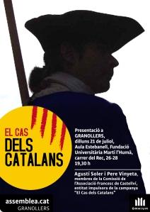 El cas dels Catalans-FMHU 21-07-2014_CartellBaixaA3