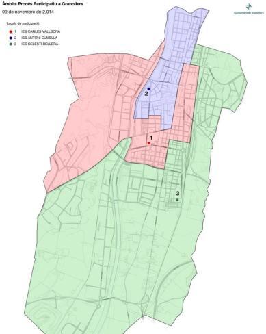 mapa Granollers_n