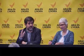 Jordi Sánchez Muriel Casasl