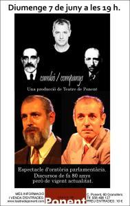 Cartell genèric CAMBÓ COMPANYS
