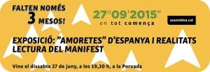 """EXPOSICIÓ_""""AMORETES"""" D'ESPANYA I REALITATS 27J_br"""