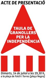 Acte de presentació_Taula de Granollers per la independència_b
