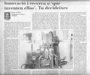 ARTICLE INNOVACIÓ