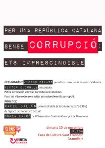 CORRUPCIÓ 10N