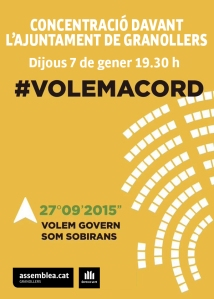 VolemAcordParlament_Granollers