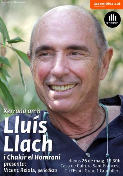Lluís Llach per a Pr